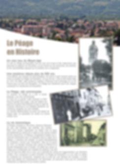 Histoire de la ville du Péage de Roussillon
