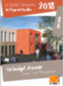Livret budget du Péage de Roussillon
