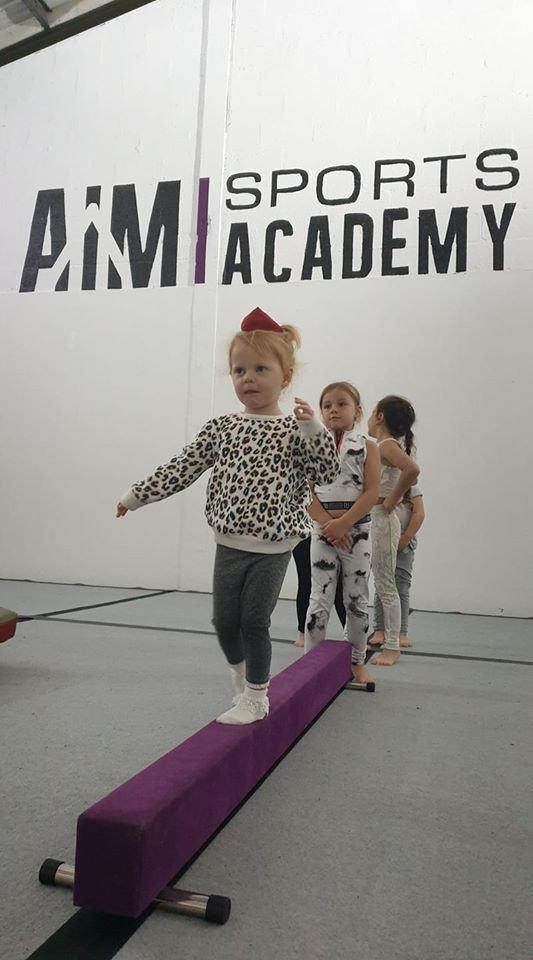 Ages 7 - 10 Junior Gymnastics