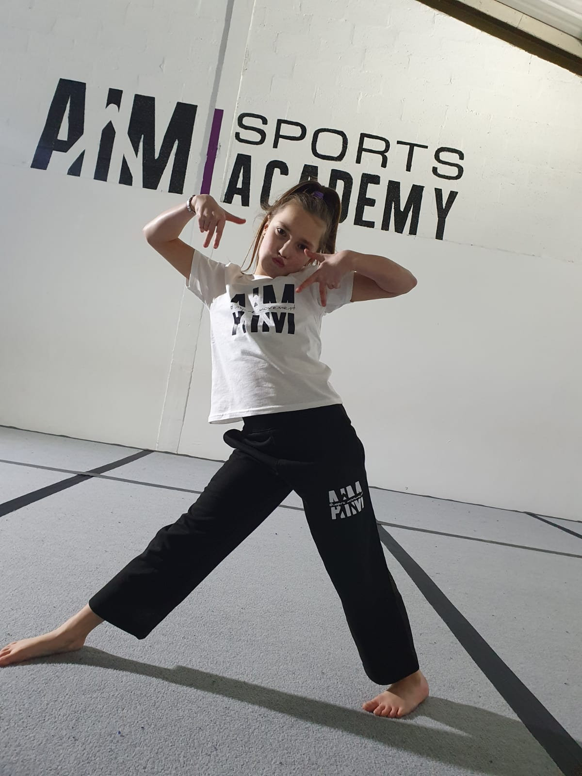 Ages 11 - 16  Teen Gymnastics
