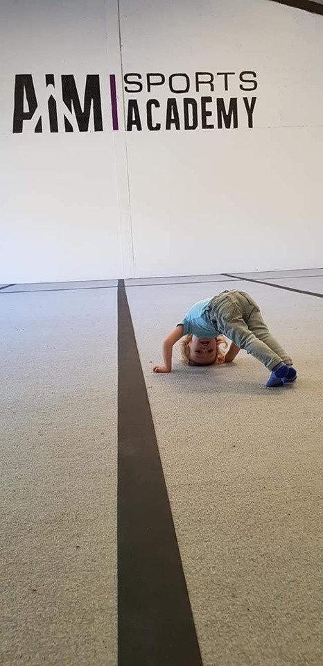 Ages 4 - 6 Mini Gymnastics