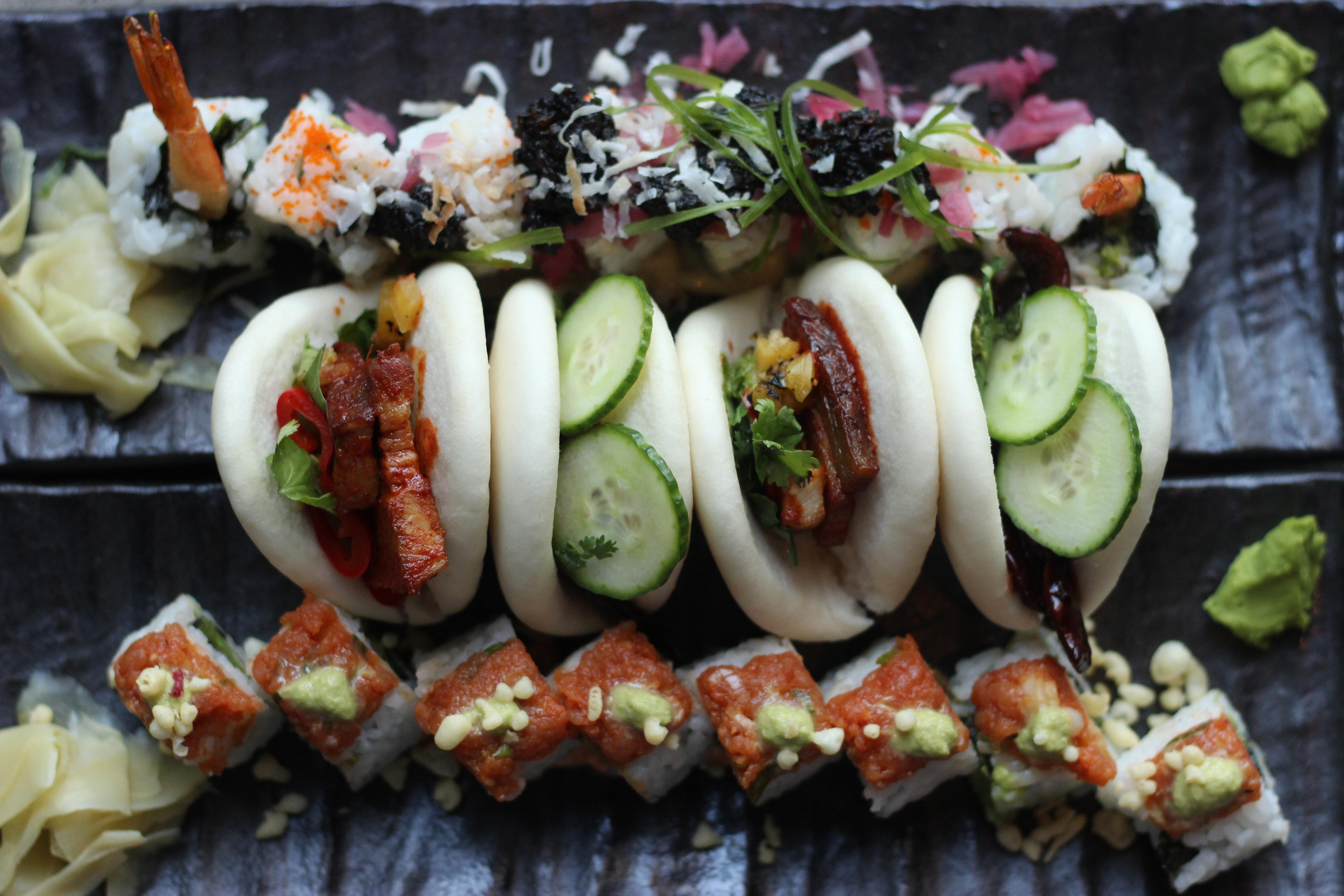 Asian Food Mix-7