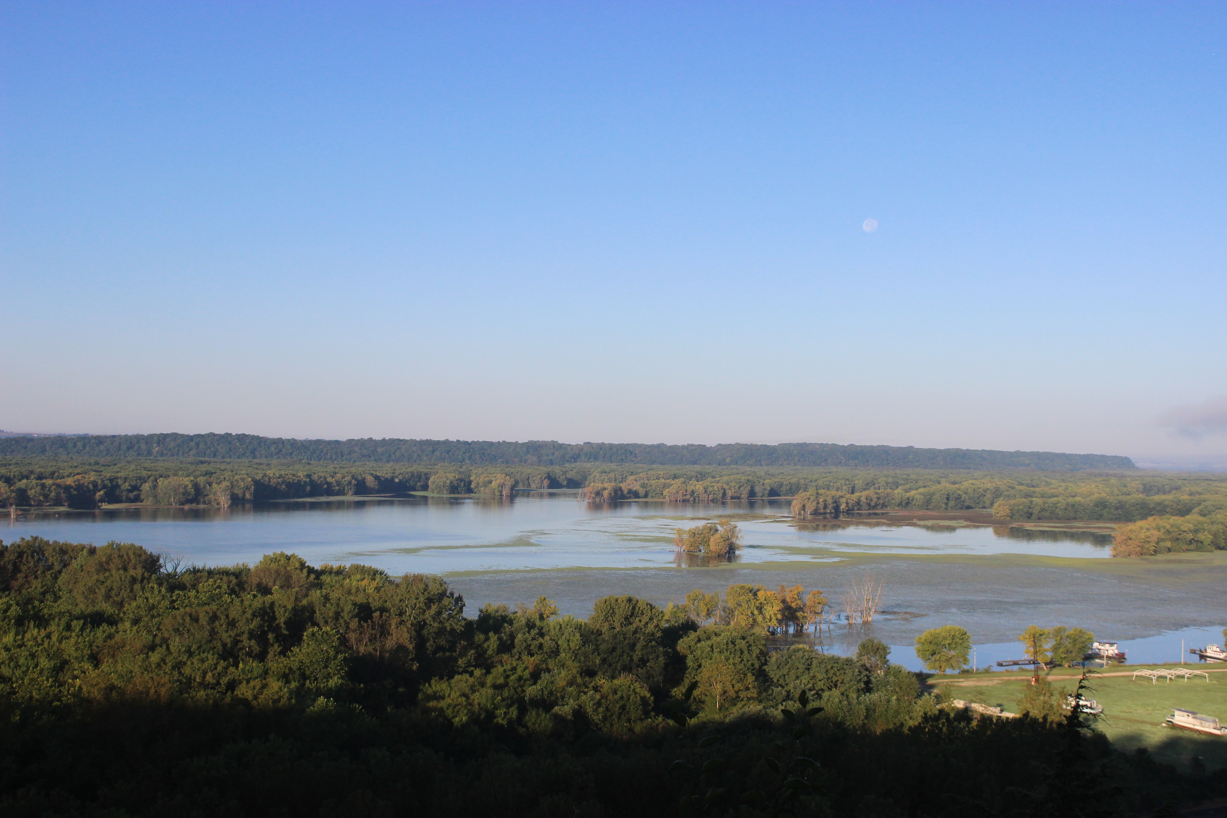 Mississippi Palisades I