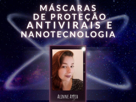 Nanotecnologia, máscaras e Covid-19