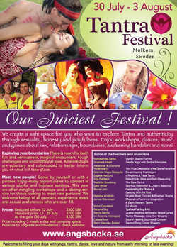 Andsbacka Tantra festival