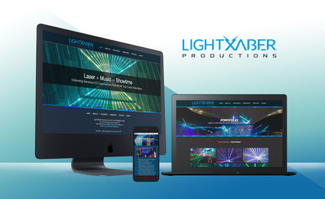 LIGHTXABER Lighting Production Company