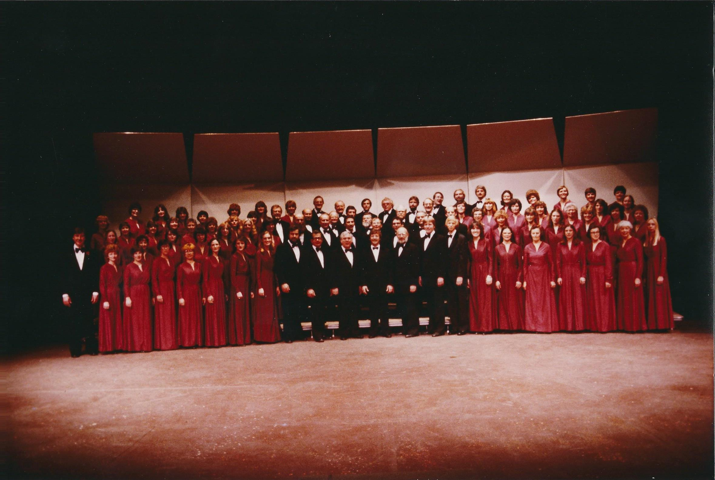 Pic #2 from the Chorale's past.