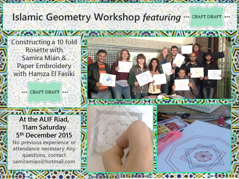 Islamic Geometry Workshop 10
