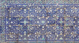 Patterns from Khiva with Esra Al Hamal & Samira Mian