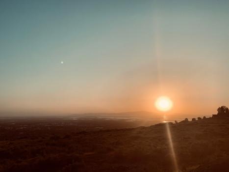 Hazy Sunset // Meghan Williams — Photography