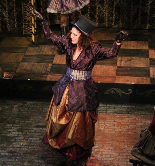 """Ripper"" as Mrs. Ratkin"