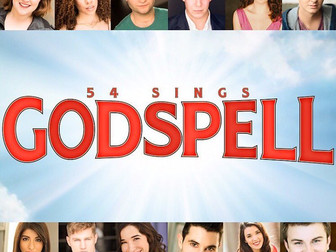 54 Sings Godspell