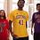 Thumbnail: T-shirt Basket violet