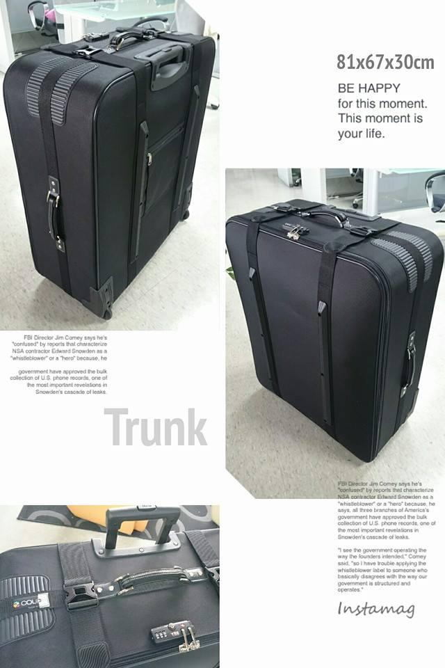 birdy luggage