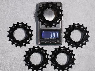 Brompton Gear Range Mod / X3 Unibody Cog Set (MiniMODs)