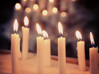 Yielding to Love: How to Pray in Times Like These