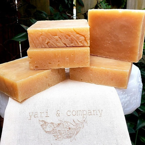 African Musk Goat's Milk Soap