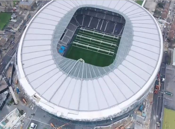 Spurs stadium access control