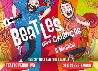 Beatles Para Crianças O Musical em Florianópolis
