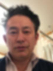 くわの鍼灸院 小顔 男 変化 1