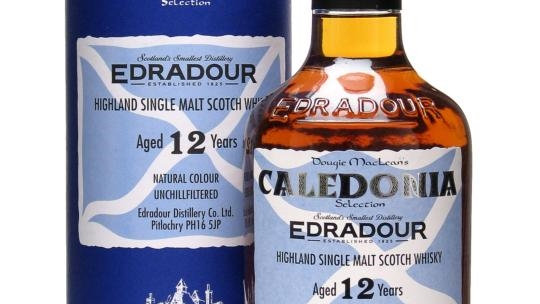 Edradour Caledonia 0.7 Ltr