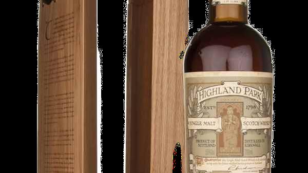Highland Park Saint Magnus 12 jaar 0.7 Ltr