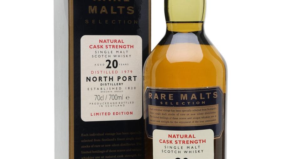 North Port Rare Malt Vintage 1979 0.7 Ltr