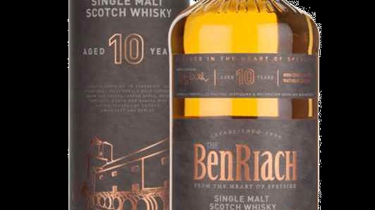 Benriach 10 Jaar 0.7 Ltr