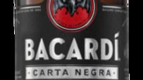Bacardi Carta Negra 1.0 Ltr