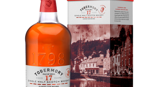 Tobermory 17 Jaar Limited Edition