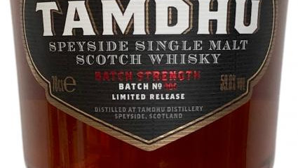 Tamdhu Cask Strength Batch 5