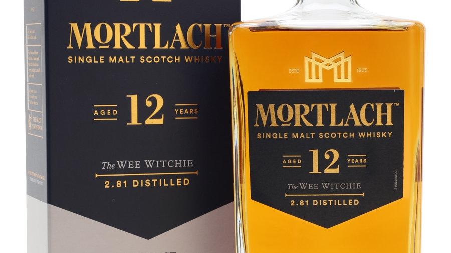 Mortlach 12 jaar 0.7 Ltr