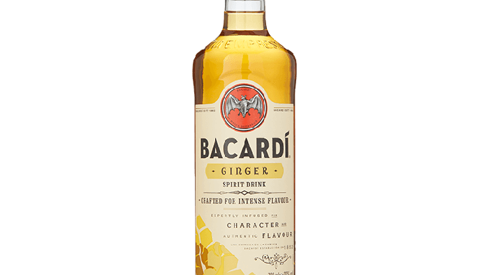 Bacardi Ginger 0.7 Ltr