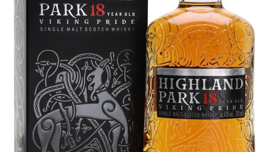 Highland Park 18 jaar 0.7 Ltr