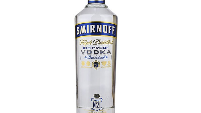 Smirnoff Blue 1.0 Ltr