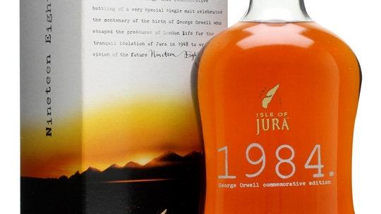 Isle Of Jura Vintage 1984 0.7 Ltr