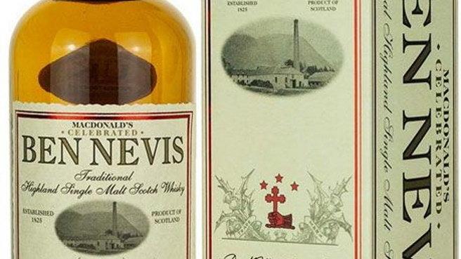 Ben Nevis Macdonald Celebrated 0.7 Ltr