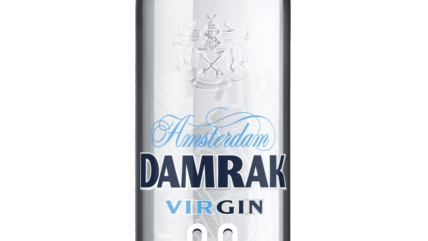 Damrak Virgin 0.0 Alcohol 0.7 Ltr