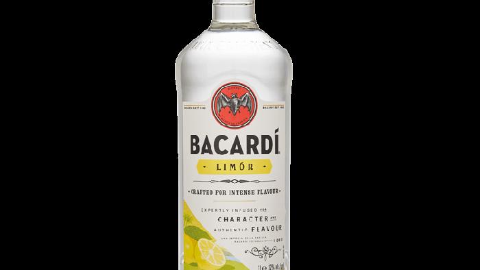 Bacardi Limon 0.7 Ltr