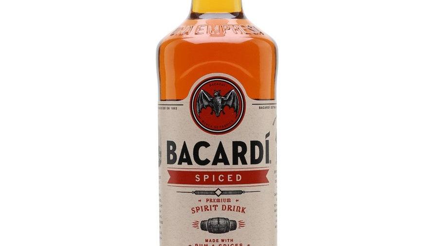 Bacardi Spiced 0.7 Ltr