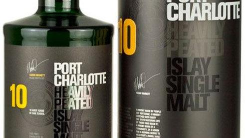 Port Charlotte 10 jaar  0.7 ltr