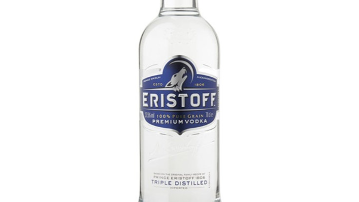 Eristoff Vodka 0.7 Ltr