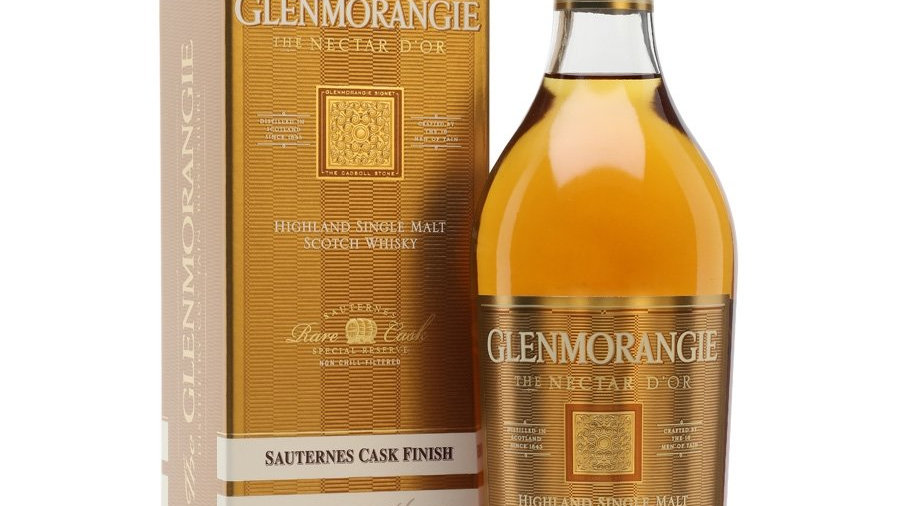 Glenmorangie Sauternes Cask 0.7 Ltr