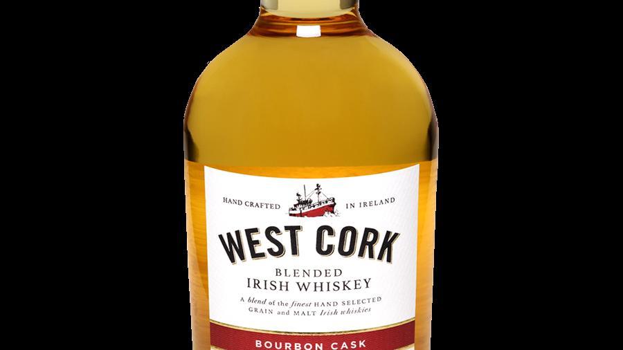 West Cork Bourbon 0.7 Ltr