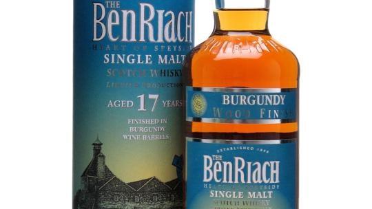 Benriach Burgundy 17 Jaar 0.7 Ltr