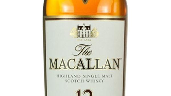 Macallan Sherry Cask 12 Jaar 0.7 Ltr
