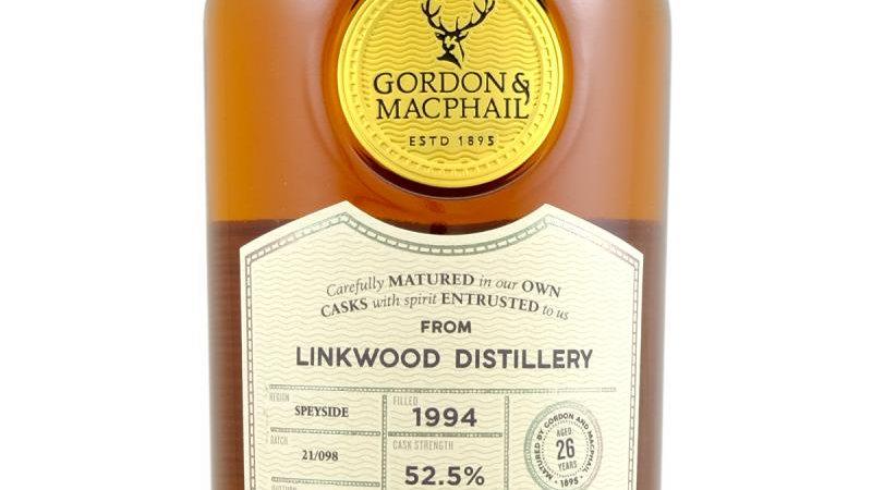 Linkwood Gordon Machail 0.7 Ltr