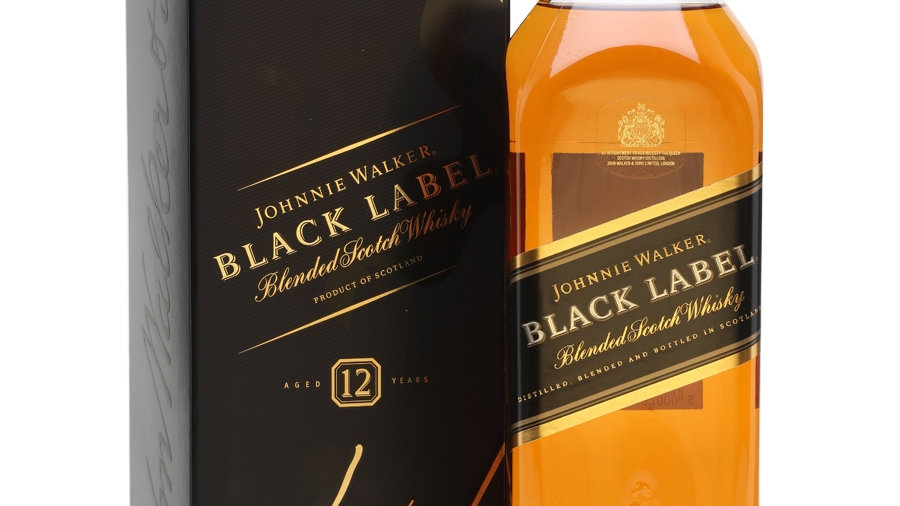 Johnnie Walker Black Label 0.7 Ltr