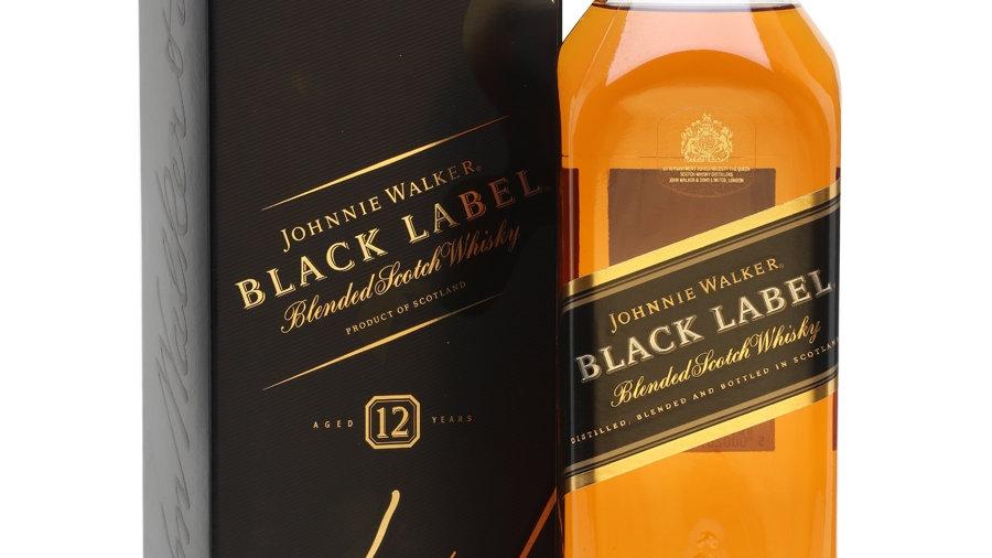 Johnnie Walker Black Label 0,35L