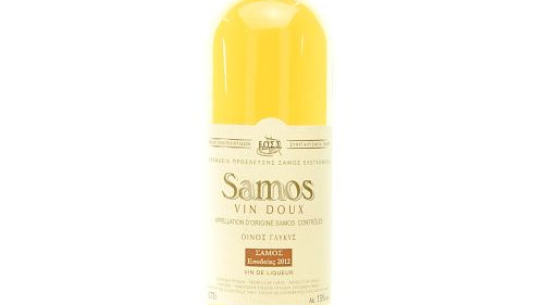 Samos Vin Doux 0.75 Ltr